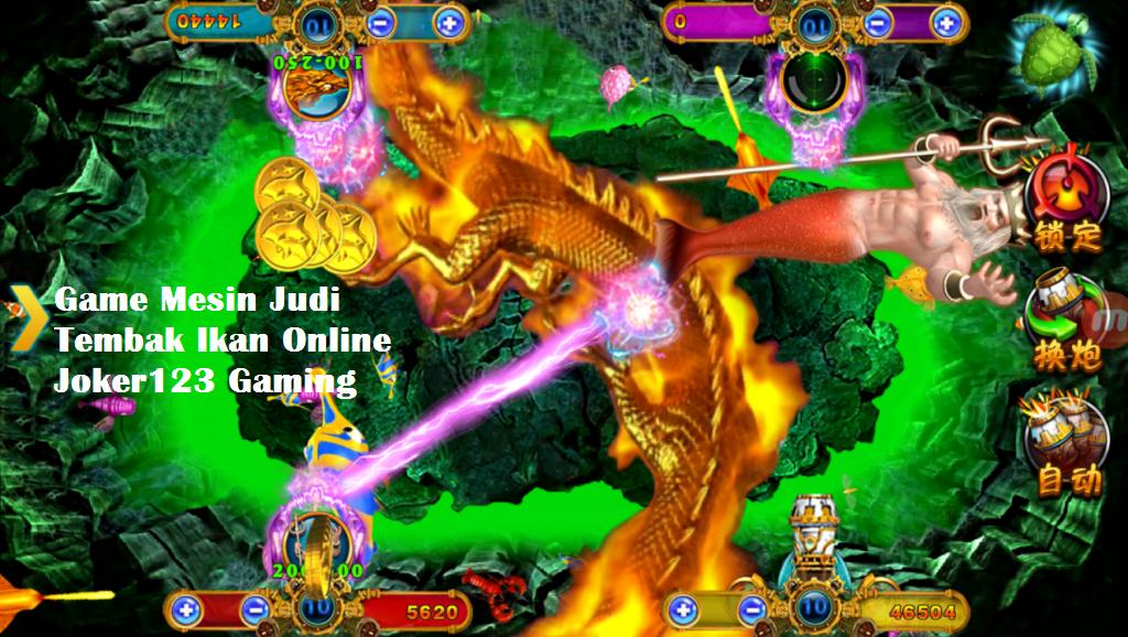 Game Mesin Judi Tembak Ikan Online Joker123 Gaming