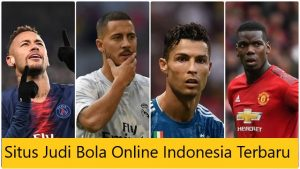 Situs Judi Bola Online Terbaik Dan Terpercaya